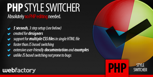CodeCanyon CSS Style Switcher